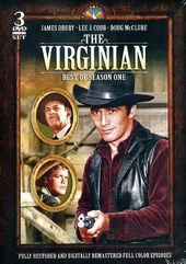 The Virginian - Best of Season 1 (3-DVD)