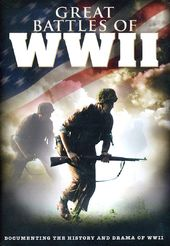 WWII - Great Battles of World War II (2-DVD)