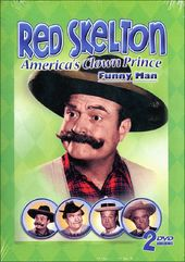 Red Skelton - America's Clown Prince: Funny Man