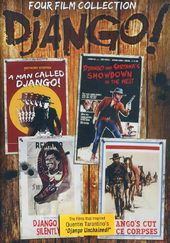 Django Four Film Collection (A Man Called Django!