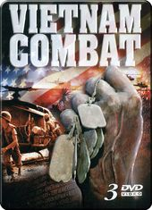 Vietnam Combat [Tin Case] (3-DVD)