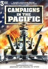WWII - Campaigns in the Pacific (3-DVD)