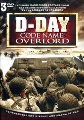 WWII - D-Day: Code Name: Overlord (3-DVD)