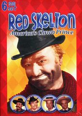 Red Skelton - America's Clown Prince (6-DVD)
