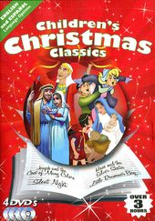 Children's Christmas Classics (4-DVD)