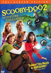 Scooby-Doo 2: Monsters Unleashed (Full Screen)