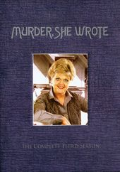 Murder, She Wrote - Season 3 (3-DVD)