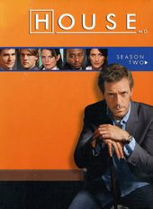 House - Season 2 (6-DVD)