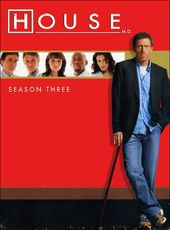 House - Season 3 (5-DVD)