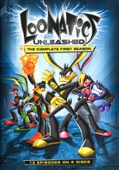 Loonatics Unleashed - Season 1 (2-DVD)