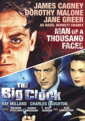 Man of a Thousand Faces / The Big Clock