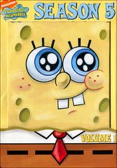 Spongebob Squarepants - Season 5: Volume 1 (2-DVD)
