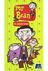 Mr. Bean - The Animated Series, Volumes 1-6