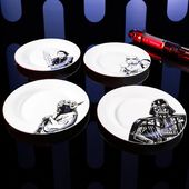 Star Wars - 4pc Plate Set