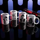 Star Wars - 4pc Mug Set