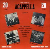 The Best of Acappella, Volume 5