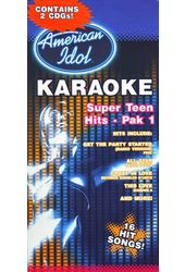 American Idol - Karaoke Super Teen Hits, Pak 1