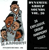 Dynamite Group Sounds, Volume 20 [German Import]