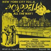 New York City to L.A. - Acappella All the Way!