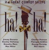 Ha! Ha! - 24 Great Comedy Songs [Import]