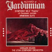"Yardumian - Symphony No. 2 ""Psalms"" / Armenian"