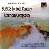 Songs By 20th Century American Composers - Volume