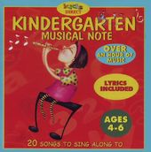 Kindergarten Musical Note