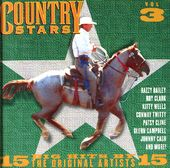 Country Stars, Volume 3