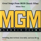 Great Songs from MGM Classic Films, Volume 3