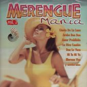 Merengue Mania, Volume 3