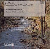 "Mozart: Symphonies Nos. 38 ""Prague"" and 40"