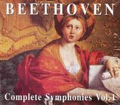 Complete Symphonies, Volume 1 (4-CD)