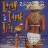 Latin Dance Nite, Volume 2