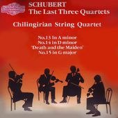 Schubert: The Last Three Quartets (2-CD)