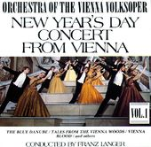 New Year's Day Concert From Vienna, Volume 1