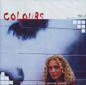 Colours Volume 1 - The Blue Edition