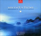 Meditation 3-CD Box