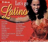 Let's Go Latino Collection, Volume 2 (3-CD) (3-CD)