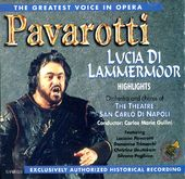 Donizetti: Lucia Di Lammermoor Highlights