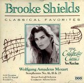 Brook Shields' Classical Favorites: Mozart