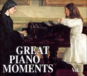 Great Piano Moments Volume 1