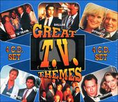 Great TV Themes (4-CD)