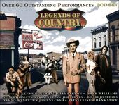 Legends of Country: 60 Great Performances (3-CD)