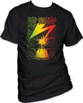 Bad Brains - Rasta Fade T-Shirt (Large)