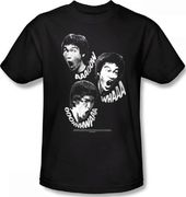 Bruce Lee - Cat Sounds T-Shirt (Large)
