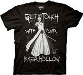 Bleach - Your Inner Hollow - T-Shirt (Medium)