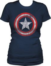 Marvel Comics - Captain America - Shield Ladies