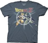 Dragonball Z- Goku vs. Cell T-Shirt (Large)