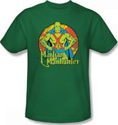 DC Comics - Martian Manhunter - T-Shirt (Large)