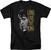 Elvis Presley - Long Live the King T-Shirt (XXL)